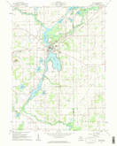 Download a high-resolution, GPS-compatible USGS topo map for Colon, MI (1962 edition)