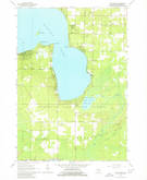 Download a high-resolution, GPS-compatible USGS topo map for Lyon Manor, MI (1980 edition)