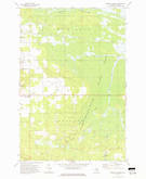 Download a high-resolution, GPS-compatible USGS topo map for Roberts Corner, MI (1977 edition)