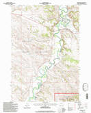 Download a high-resolution, GPS-compatible USGS topo map for Ashland, MT (1998 edition)