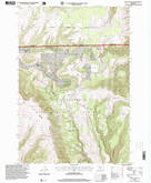 Download a high-resolution, GPS-compatible USGS topo map for Big Ice Cave, MT (1999 edition)