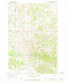 Download a high-resolution, GPS-compatible USGS topo map for Cook Creek Reservoir, MT (1969 edition)
