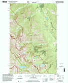 Download a high-resolution, GPS-compatible USGS topo map for Howard Lake, MT (2000 edition)