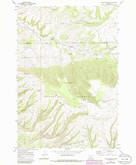 Download a high-resolution, GPS-compatible USGS topo map for Indian Spring, MT (1986 edition)