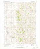 Download a high-resolution, GPS-compatible USGS topo map for Craig, NE (1972 edition)