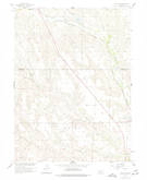 Download a high-resolution, GPS-compatible USGS topo map for Curtis NW, NE (1977 edition)
