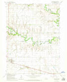 Download a high-resolution, GPS-compatible USGS topo map for Dorchester, NE (1965 edition)
