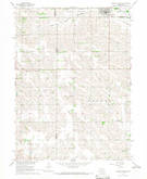 Download a high-resolution, GPS-compatible USGS topo map for Newman Grove, NE (1967 edition)