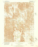 Download a high-resolution, GPS-compatible USGS topo map for Sargent SW, NE (1954 edition)