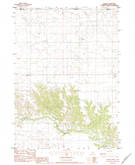 Download a high-resolution, GPS-compatible USGS topo map for Sparks, NE (1984 edition)