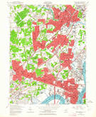 Download a high-resolution, GPS-compatible USGS topo map for Perth Amboy, NJ (1964 edition)