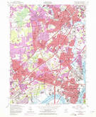 Download a high-resolution, GPS-compatible USGS topo map for Perth Amboy, NJ (1972 edition)