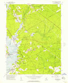 Download a high-resolution, GPS-compatible USGS topo map for Port Elizabeth, NJ (1957 edition)