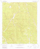 Download a high-resolution, GPS-compatible USGS topo map for Apache Summit, NM (1980 edition)