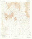 Download a high-resolution, GPS-compatible USGS topo map for Bishop Cap, NM (1962 edition)