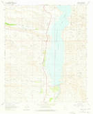 Download a high-resolution, GPS-compatible USGS topo map for Caballo, NM (1975 edition)