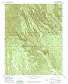 Download a high-resolution, GPS-compatible USGS topo map for Canada, NM (1985 edition)