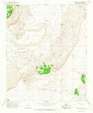 Download a high-resolution, GPS-compatible USGS topo map for Cerro Del Oro, NM (1967 edition)