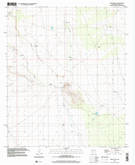Download a high-resolution, GPS-compatible USGS topo map for Prisor Hill, NM (2002 edition)