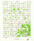 Download a high-resolution, GPS-compatible USGS topo map for Berkey, OH (1961 edition)