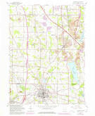 Download a high-resolution, GPS-compatible USGS topo map for Columbiana, OH (1978 edition)