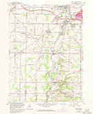 Download a high-resolution, GPS-compatible USGS topo map for West View, OH (1971 edition)