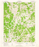 Download a high-resolution, GPS-compatible USGS topo map for Wilkesville, OH (1963 edition)