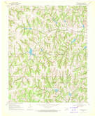 Download a high-resolution, GPS-compatible USGS topo map for Guthrie SE, OK (1972 edition)