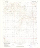 Download a high-resolution, GPS-compatible USGS topo map for Hough SW, OK (1975 edition)
