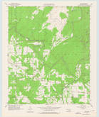 Download a high-resolution, GPS-compatible USGS topo map for Lane, OK (1975 edition)