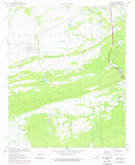 Download a high-resolution, GPS-compatible USGS topo map for Pittsburg, OK (1978 edition)
