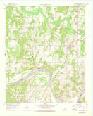 Download a high-resolution, GPS-compatible USGS topo map for Sasakwa, OK (1978 edition)