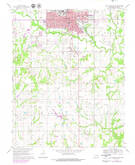 Download a high-resolution, GPS-compatible USGS topo map for Stillwater South, OK (1979 edition)