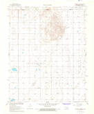 Download a high-resolution, GPS-compatible USGS topo map for Straight NE, OK (1968 edition)