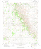 Download a high-resolution, GPS-compatible USGS topo map for Watonga SE, OK (1974 edition)