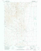 Download a high-resolution, GPS-compatible USGS topo map for Fields, OR (1980 edition)