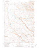 Download a high-resolution, GPS-compatible USGS topo map for Happy Valley, OR (1980 edition)