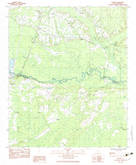 Download a high-resolution, GPS-compatible USGS topo map for Grover, SC (1983 edition)