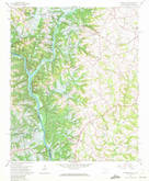 Download a high-resolution, GPS-compatible USGS topo map for Hartwell NE, SC (1972 edition)