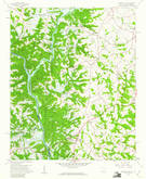 Download a high-resolution, GPS-compatible USGS topo map for Hartwell NE, SC (1961 edition)