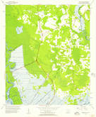 Download a high-resolution, GPS-compatible USGS topo map for Limehouse, SC (1957 edition)