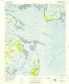 Download a high-resolution, GPS-compatible USGS topo map for St Helena Sound, SC (1957 edition)