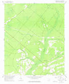 Download a high-resolution, GPS-compatible USGS topo map for Summerville NW, SC (1977 edition)