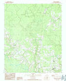 Download a high-resolution, GPS-compatible USGS topo map for Warsaw, SC (1990 edition)