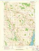 Download a high-resolution, GPS-compatible USGS topo map for Allenton, WI (1973 edition)