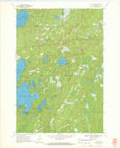Download a high-resolution, GPS-compatible USGS topo map for Alvin NW, WI (1972 edition)