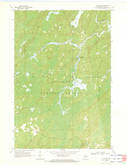 Download a high-resolution, GPS-compatible USGS topo map for Alvin SW, WI (1972 edition)