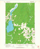 Download a high-resolution, GPS-compatible USGS topo map for Argonne, WI (1966 edition)