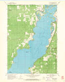Download a high-resolution, GPS-compatible USGS topo map for Arkdale NW, WI (1971 edition)