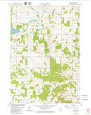 Download a high-resolution, GPS-compatible USGS topo map for Arland, WI (1979 edition)